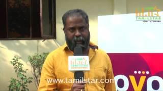 K  V  Guhan At Bangalore Naatkal Press Meet