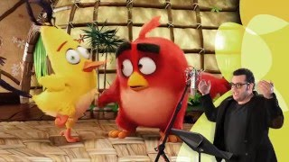 ANGRY BIRDS Film Matchups