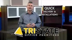 Tri-State Office Furniture Charleston West Virginia Store