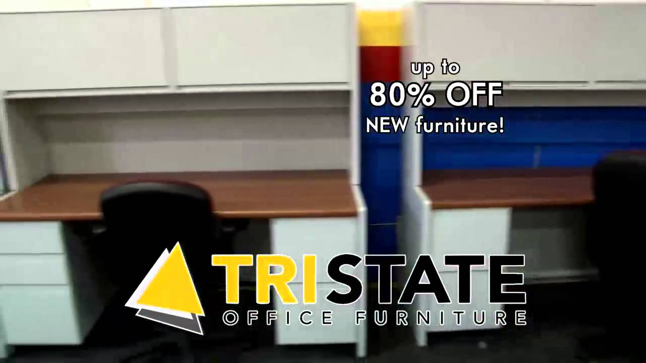 tri-state office furniture charleston west virginia store - youtube