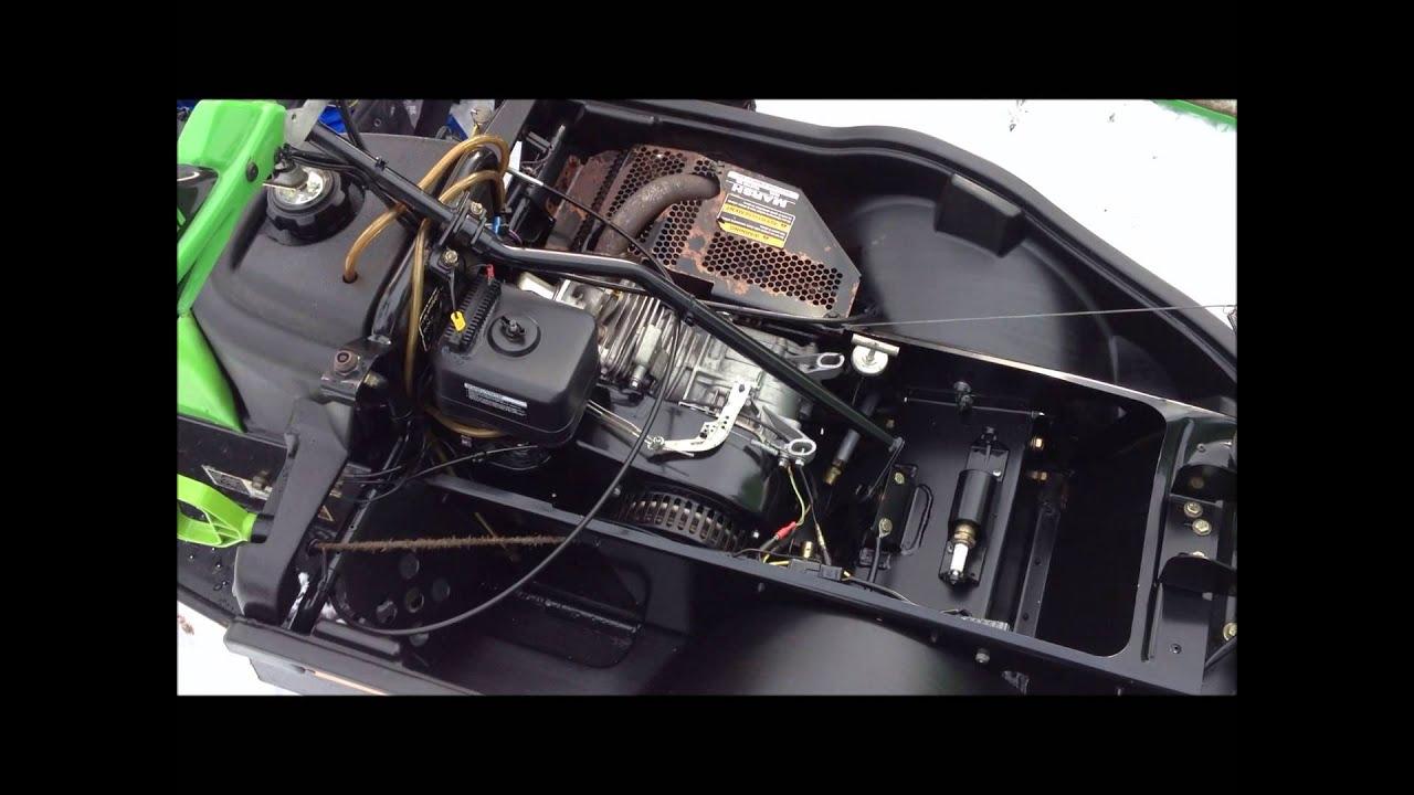 Arctic Cat Snowmobile Engine Specs