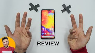 I Used Micromax IN Note 1 for 5 Days! | After First Update Review!