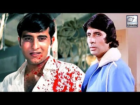 When Vinod Khanna FACED An Accident Because Of Amitabh Bachchan