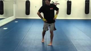 Beginner MMA  – Basic Punching (The Cross)