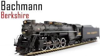 Unboxing the Bachmann Pere Marquette Berkshire