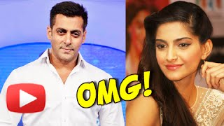 Sonam Kapoor Finds Her God In Salman Khan