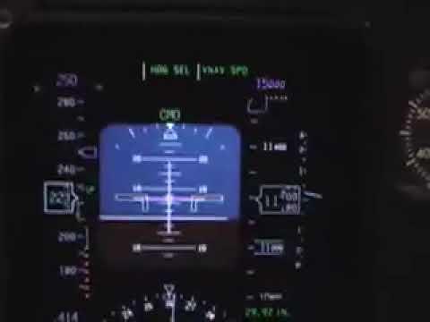 B747 400 VNAV