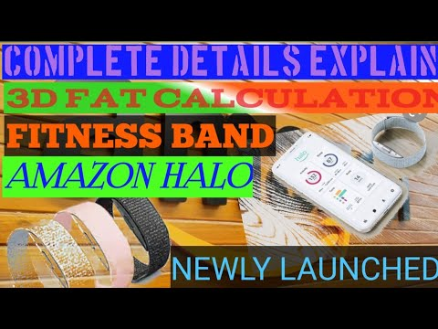 Halo fitness band and app: Amazon's entry into the fitness space is ...