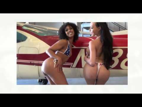 XXX Stars Mia Isabella & Misty Stone FLY Commercial