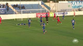 ZADAR vs OSIJEK 0:3 (osmina finala, Hrvatski nogometni kup 19/20)