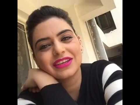 Shanti Nisha bano singing upcoming song