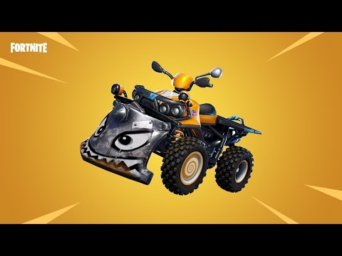 FORTNITE | QUADCRASHER | NEW VEHICLE