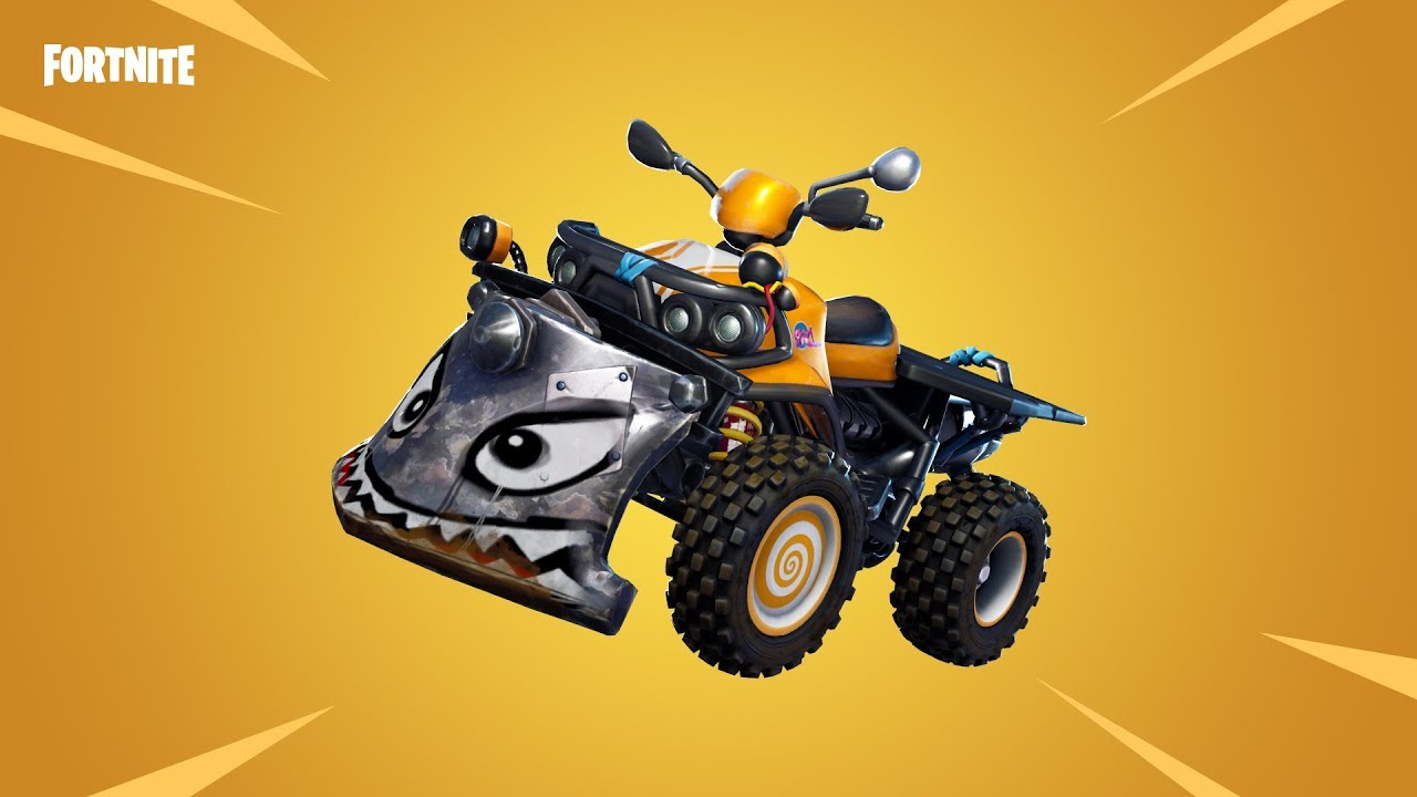 Quadcrasher - Fortnite Wiki
