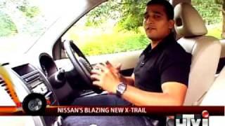Nissan's blazing new X-trail