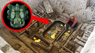Most Amazing Archaeological Treasures Recently Uncovered!