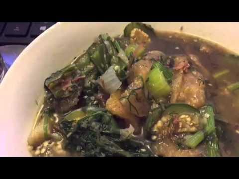 Lao food ແຊບແຊບ ວ່າຊັ້ນຊະ