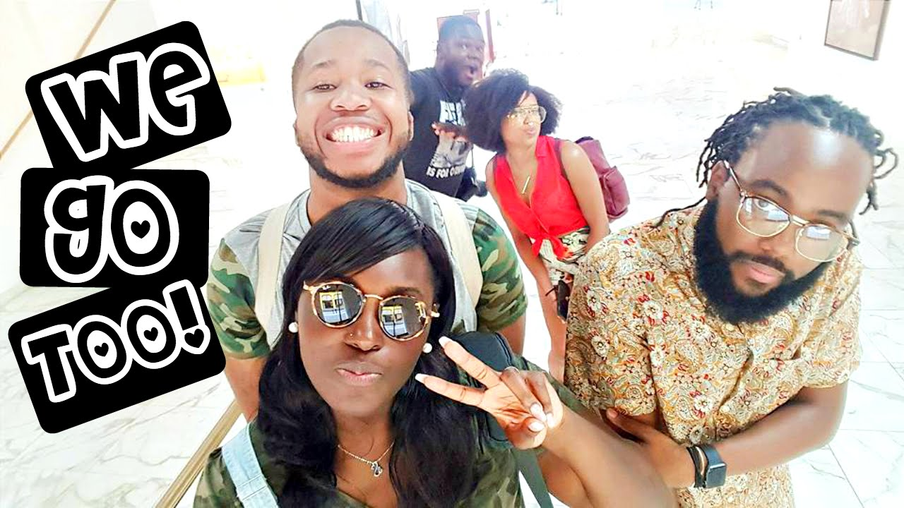 TRAVEL WITH ME!   TRAVEL DIARY: Black Travel Squad in Old San Juan, Puerto Rico   Travel Vlog