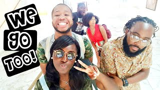 TRAVEL WITH ME! | TRAVEL DIARY: Black Travel Squad in Old San Juan, Puerto Rico | Travel Vlog