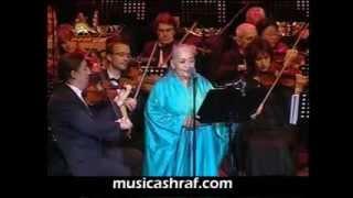 Rosva Shod Delam (Olympia Paris) - Marzieh