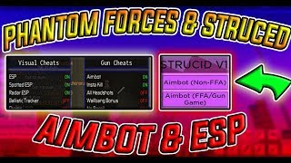 Download Phantom Forces Working Hacks 2019 April Aimbot ...