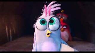 The Angry Birds Movie 2 - Zeta destroys Eagle Mountain