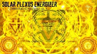 ★Powerful Solar Plexus Chakra Manipura Healing-Balancing-Energizing Formula★ (Frequencies)