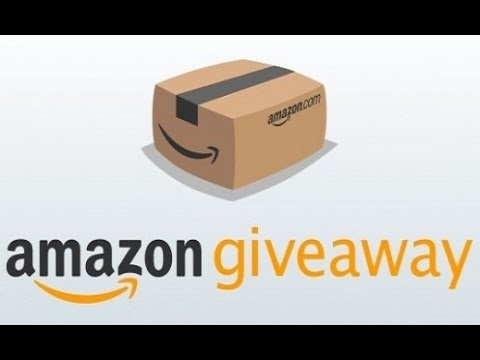 how to get amazon giveaways