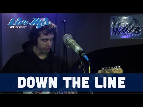 Down the Line by Beach Fossils LIVE in WERS Studio