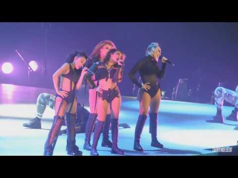 Little Mix in Vancouver | PERFORMANCE | Dangerous Woman tour