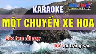 Một Chuyến Xe Hoa karaoke nhạc sống
