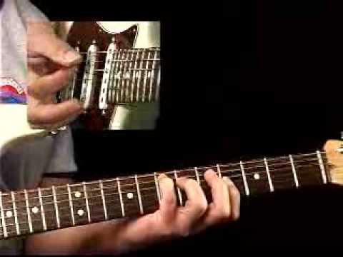 Rhythm Guitar Lessons - Pop Pattern #1 - Rhythmology
