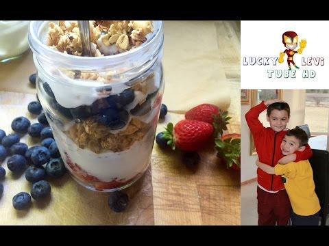 Healthy Breakfast Ideas for the Family - Children Breakfast Ideas