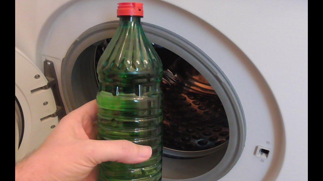 Waschmaschine Stinkt? Waschmaschine Reinigen Und Entkalken