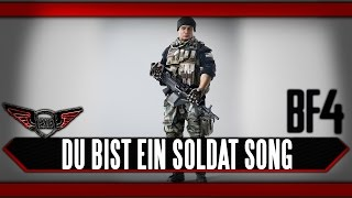 Repeat youtube video Battlefield 4 Du bist ein Soldat Song by Execute