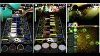 Rock Band v1 Game For iPhone And iPod Touch
