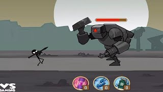 Stickman Fight | New Stickman Game : Stick Battle - Android GamePlay HD