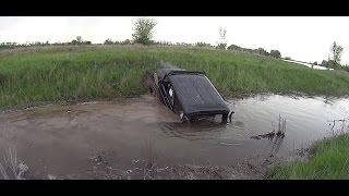 Vlog. Спасти чтобы утопить. УАЗ 469 Дракон опять утонул.