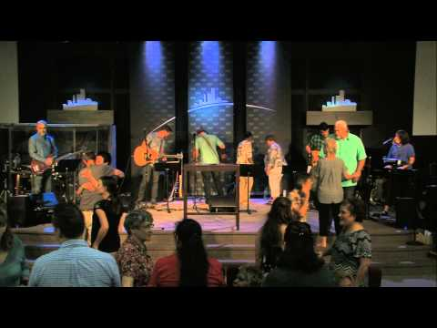 """August 30th Service - Worship and """"Managers of the Mysteries"""" with Alan Hawkins"""