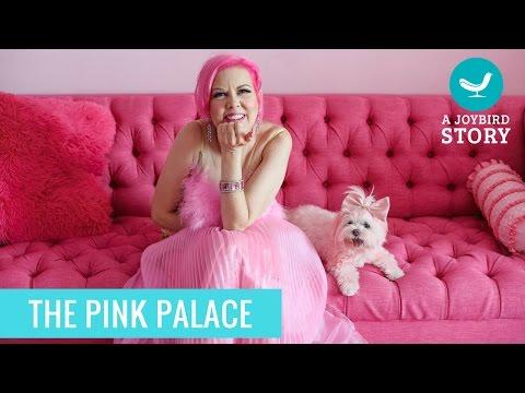 The Pink Palace - Kitten Kay Sera - Hollywood, CA - Joybird Stories