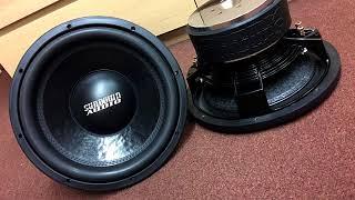 Subwoofer Break-In Sweep 40hz-20hz (~50min)
