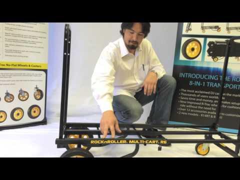 "RocknRoller® Multi-Cart® R6RT ""Mini"" Review"
