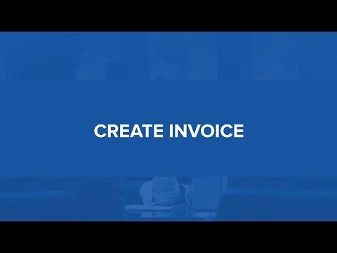 LegalTrek Tutorials: Create New Invoice