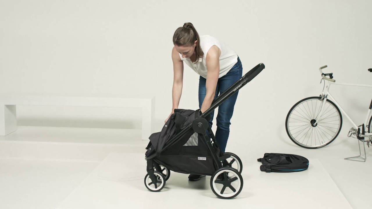 CYBEX Agis M-Air Tutorial Video - YouTube 93907eb403