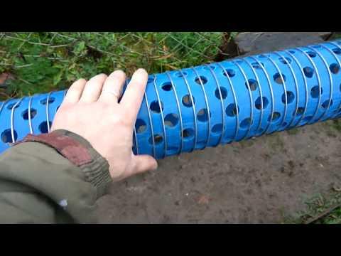 Как сделать фильтр для скважины своими руками 125 труба.