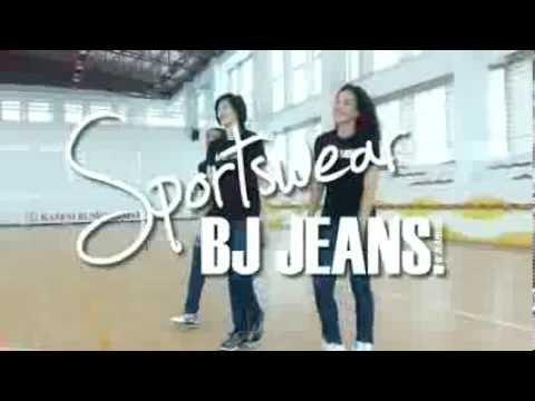 ปลื้มจิตร์...วิลาวัณย์...อรอุมา ท้าตบ!!! ยีนส์สปอร์ตแวร์ (Sportwear denim) by BJ JEANS