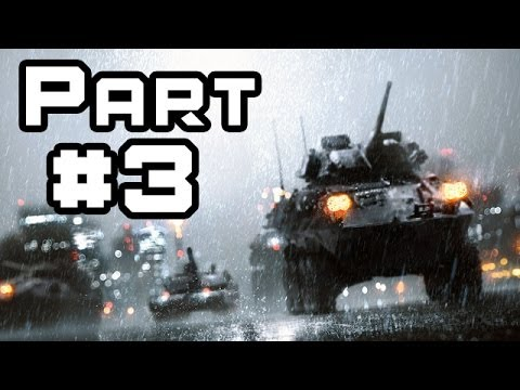 Battlefield 4 Gameplay Walkthrough Part 3 - Shanghai [Mission 2] BF4 Gameplay HD