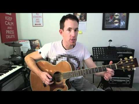 Double Drop D Open Tuning - How to tune to & improvise with DADGBD Acoustic Guitar Lesson