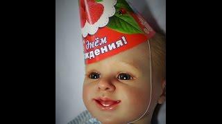 Обложка на видео о Купить куклу реборн .видео отчет для моих покупателей.