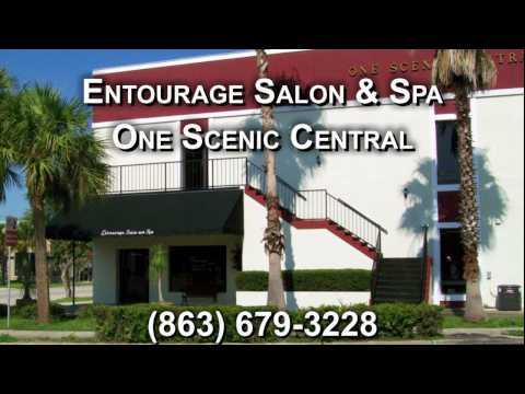 Entourage Salon & Spa, Lake Wales, FL