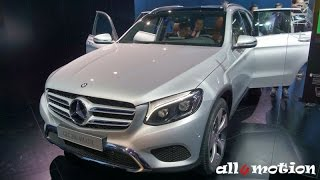Mercedes-Benz GLC 250 4Matic SUV X253 @ IAA 2015